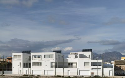 tres casas en aspe