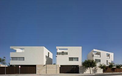 tres casas en novelda